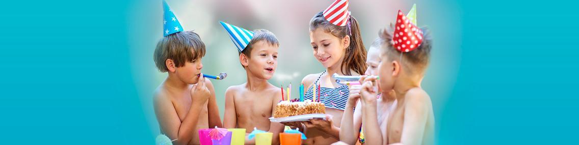 Geburtstagsfeier im Schinkelbad