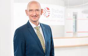 Stadtwerke-Vorstandsvorsitzender Christoph Hüls