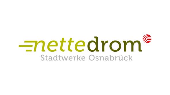 Nettedrom Logo