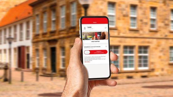 Bestpreis App YANiQ in Osnabrück