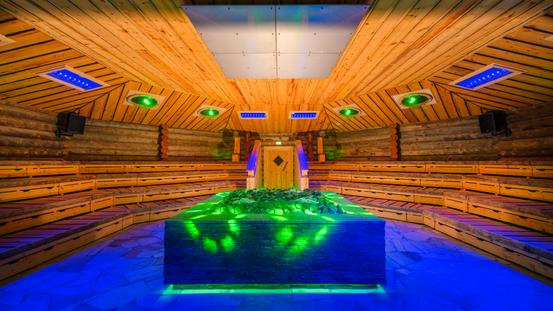 "Die Event-Sauna ""Tapahtuma"""