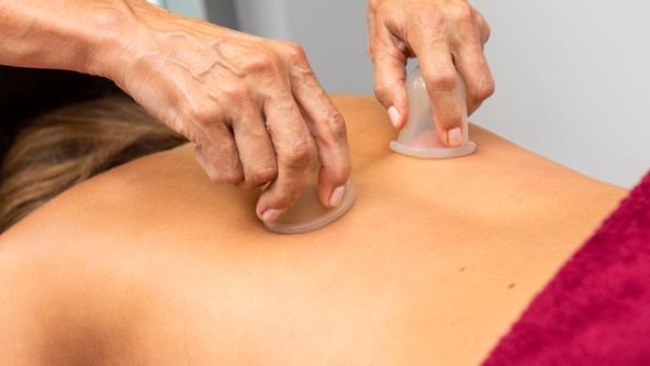 Detox-Massage im Spa & Beauty der Loma-Sauna