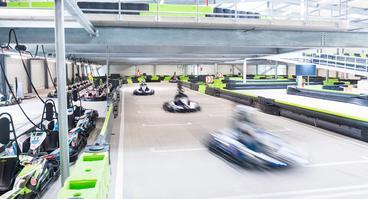 Das Nettedrom sucht Rennprofis zur Teilnahme am 4-Stunden-Rennen mit Le-Mans-Start