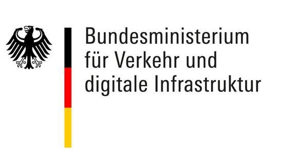 Logo des Bundesministeriums für Verkehr und digitale Infrastruktur (BMVI)