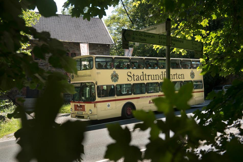 Stadtrundfahrten Bus