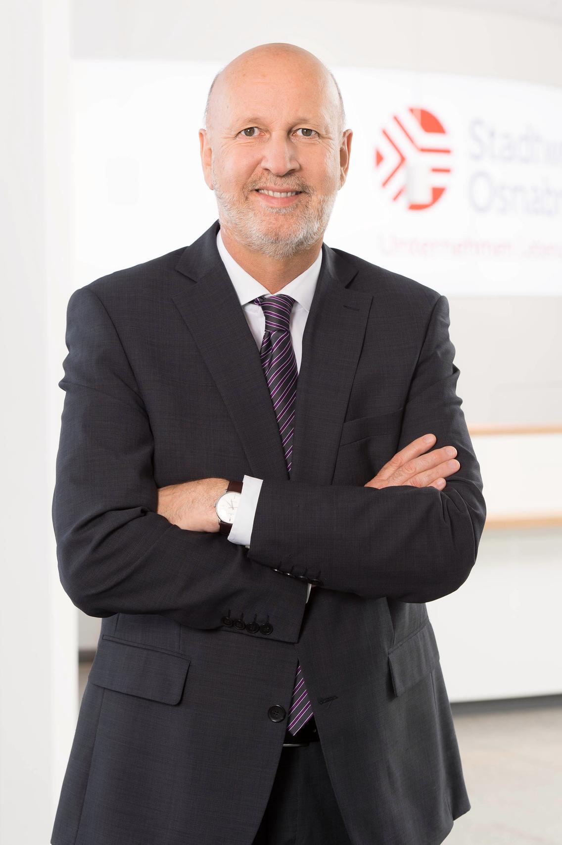 Dr. Stephan Rolfes, Vorstand Mobilität
