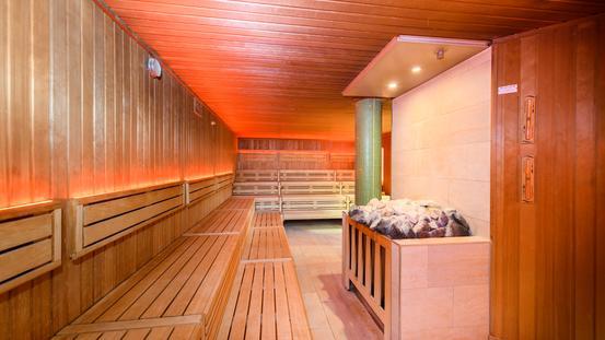"""Die Hitze-Sauna """"Kuuma"""""""