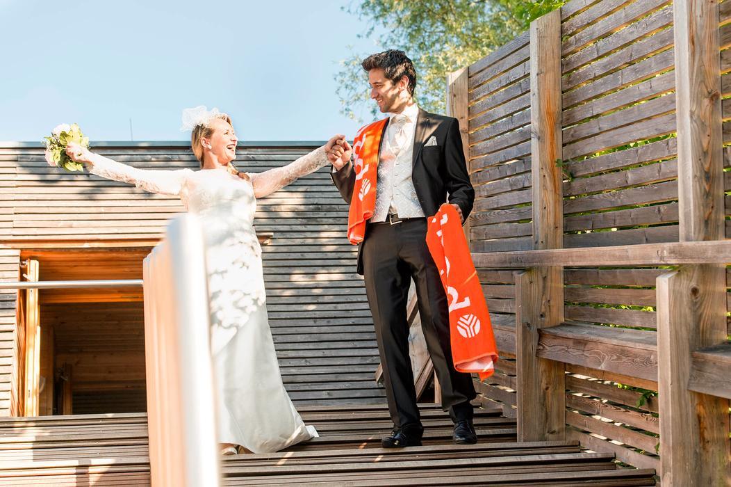 Rund um die Hochzeit