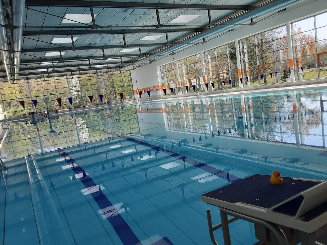 Optimale Trainingsbedingungen für Schwimmer*innen