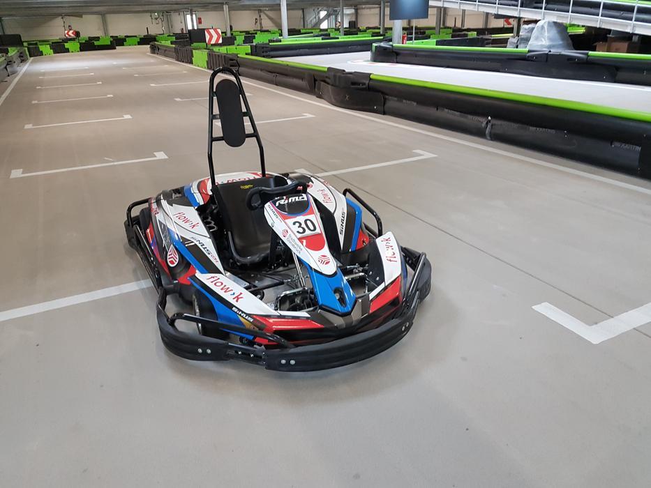Branding E-Kart