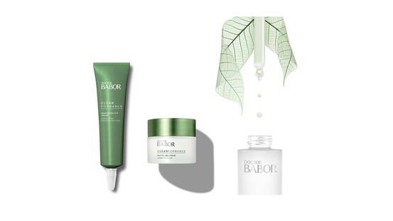 Healthy Glow für gestresste Haut mit der DOCTOR BABOR CLEANFORMANCE Serie