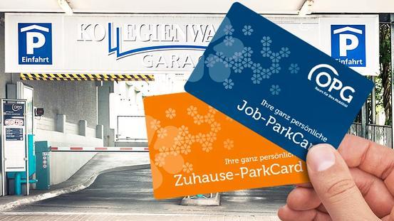 Zuhause Parkcard