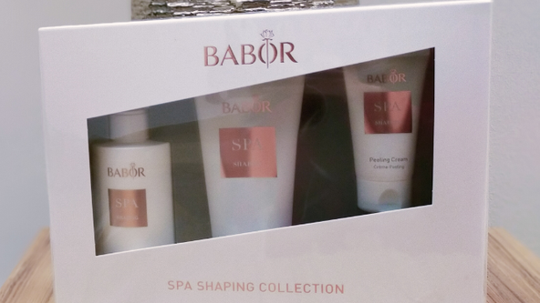 Set Spa Shaping Collection