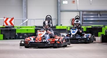 Die Qualifikation zur Deutschen E-Kart-Meisterschaft ist bis Ende Mai 2021 im Nettedrom möglich.