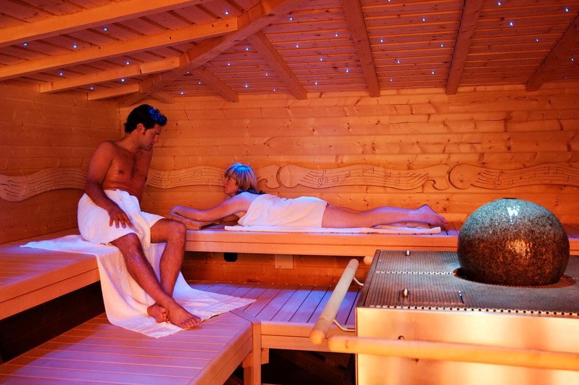 Saunakabine Valo® in der Loma-Sauna
