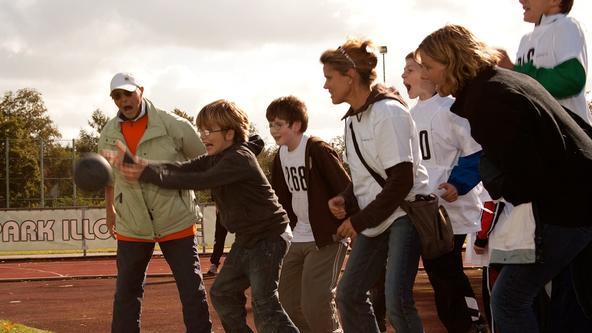 Sportivationstag - veranstaltet vom Behinderten-Sportverband Niedersachsen