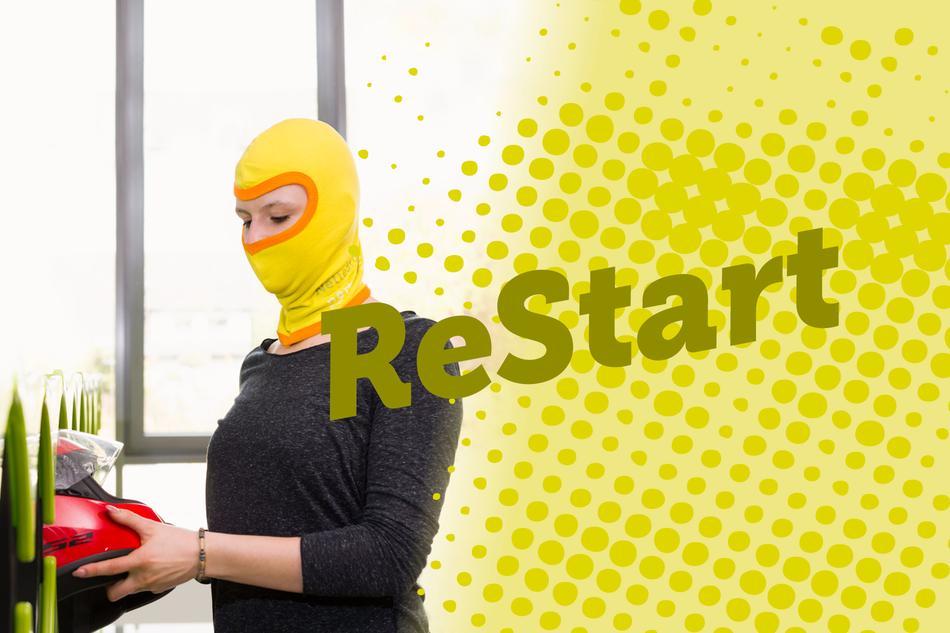 ReStart im Nettedrom