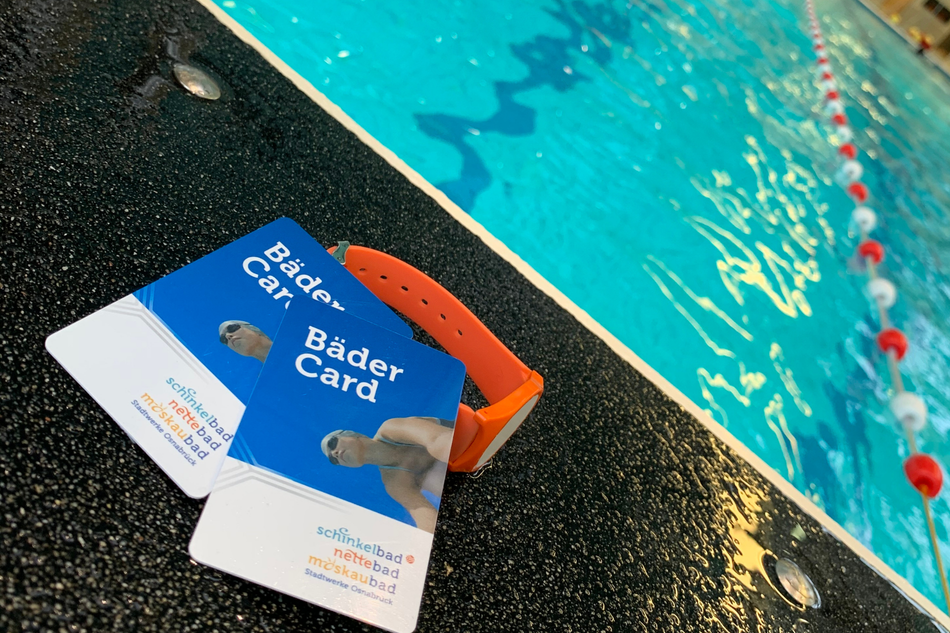 Sparen mit der BäderCard