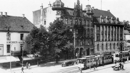 Neumarkt: Nahvekehr 1928