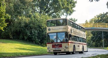 Mit den Stadtrundfahrten die Region Osnabrück entdecken
