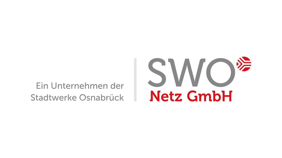 Logo SWO Netz - Ein Unternehmen der Stadtwerke Osnabrueck