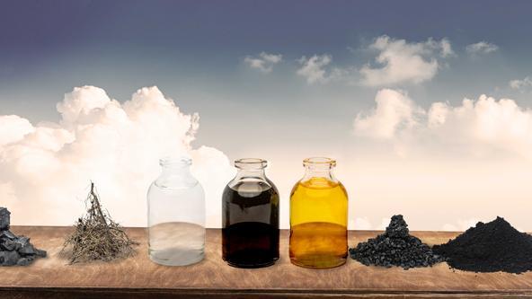 Rohstoffe, die beim Recycling zurückgewonnen werden.