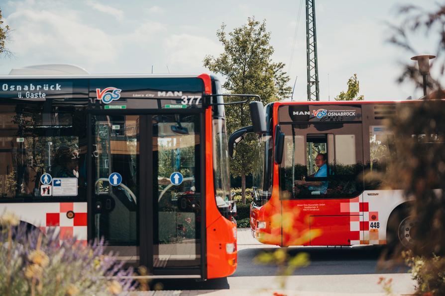 Am 2. September findet der Fahrplanwechsel bei der VOS statt.