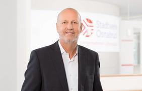 Mobilitätsvorstand Herr Dr. Stephan Rolfes