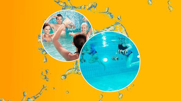 Aqua-Fitness im Moskaubad