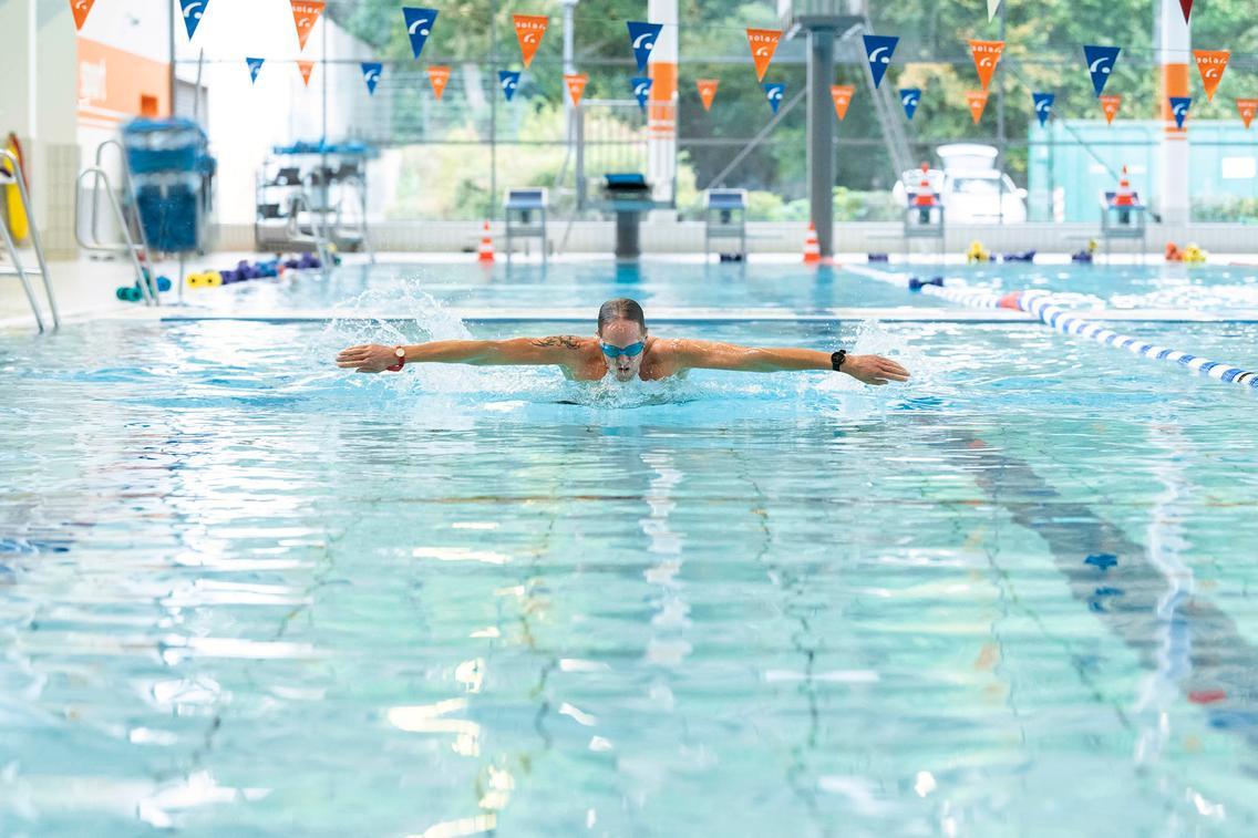 Zwem jezelf fit!