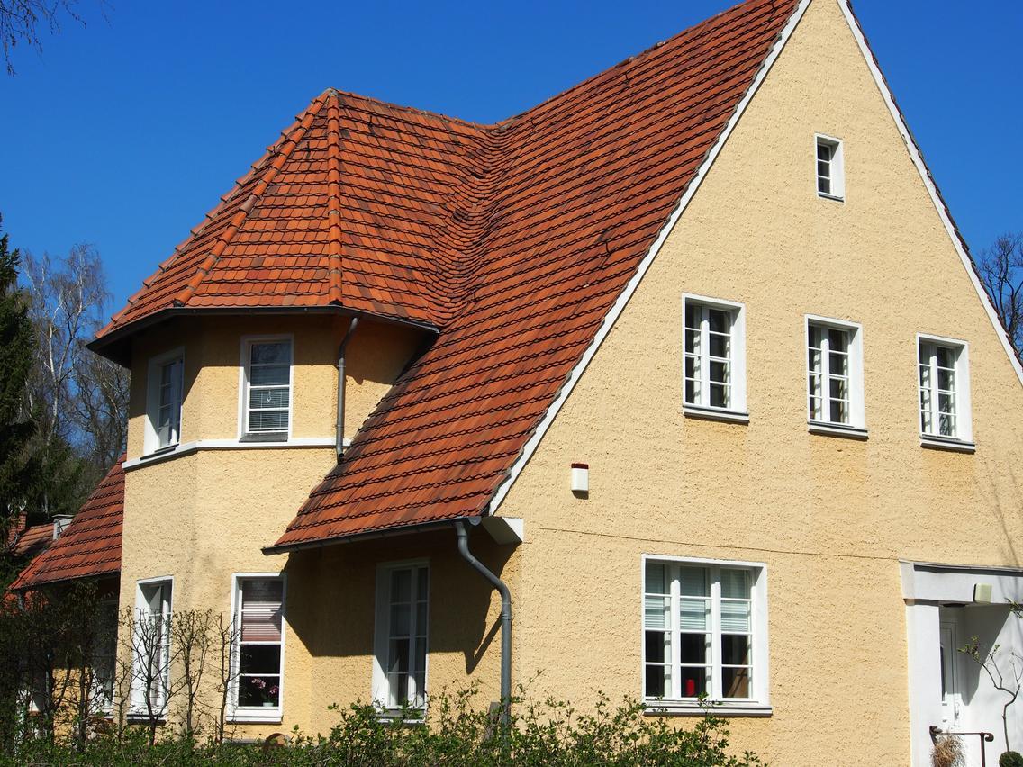 Einfamilienhaus aus den 30-er Jahren