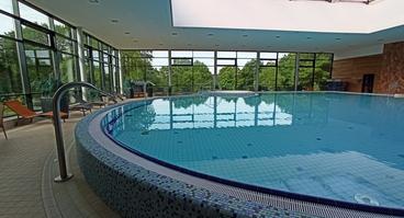 Im Cabriosol des Schinkelbades dürfen ab kommender Woche wieder Badegäste empfangen werden.