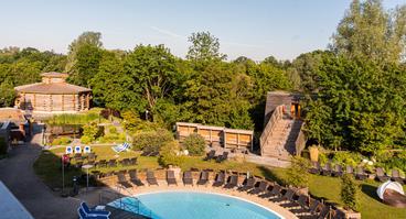 Die Loma-Sauna am Nettebad öffnet am Samstag, den 19. Juni.