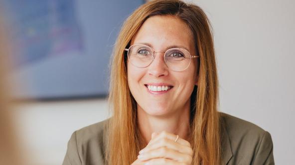 Portrait Nadine Wortmann