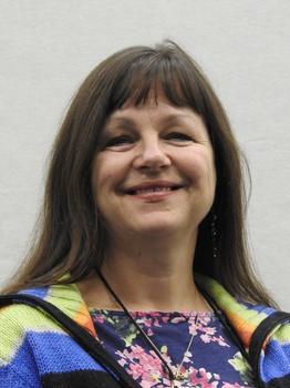 Dagmar Behnke, verantwortlich für die Qualitätssicherung von Übersetzungen