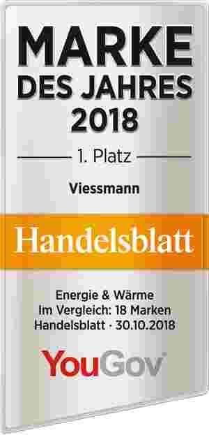 Marke des Jahres Handelsblatt 2019