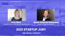 SIBB Startup Jury stellt sich vor: Urte Zahn und Maria-Johanna Schaecher