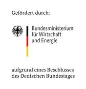 gefördert duch das BMWi aufgrund eines Beschlusses des Deutschen Bundestages