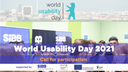 World Usability Day Berlin 2021 - Call for Participation