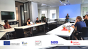 First physical Workshop for our SIBB Startup Teams at Berliner Sparkasse