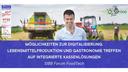 Auftaktveranstaltung der diesjährigen Forum FoodTech Webinarserie