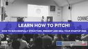 """Sales Pitch Workshop """"Learn how to pitch!"""" - Unsere Key Learnings"""