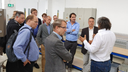 Brandenburger Technologieabend vor Ort bei der GeoClimaDesign AG: Von der Deckenheizung bis zum Eisspeicher
