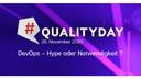 """SIBB ist Medienpartner beim ASQF Quality Day """"DevOps – Hype oder Notwendigkeit?"""""""