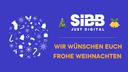 Ein Weihnachtsgruß von René Ebert, Managing Director des SIBB e.V.