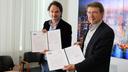 SIBB e.V. and RUSSOFT signed a Memorandum of Understanding