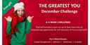 3SSENTIA: THE GREATEST YOU December Challenge