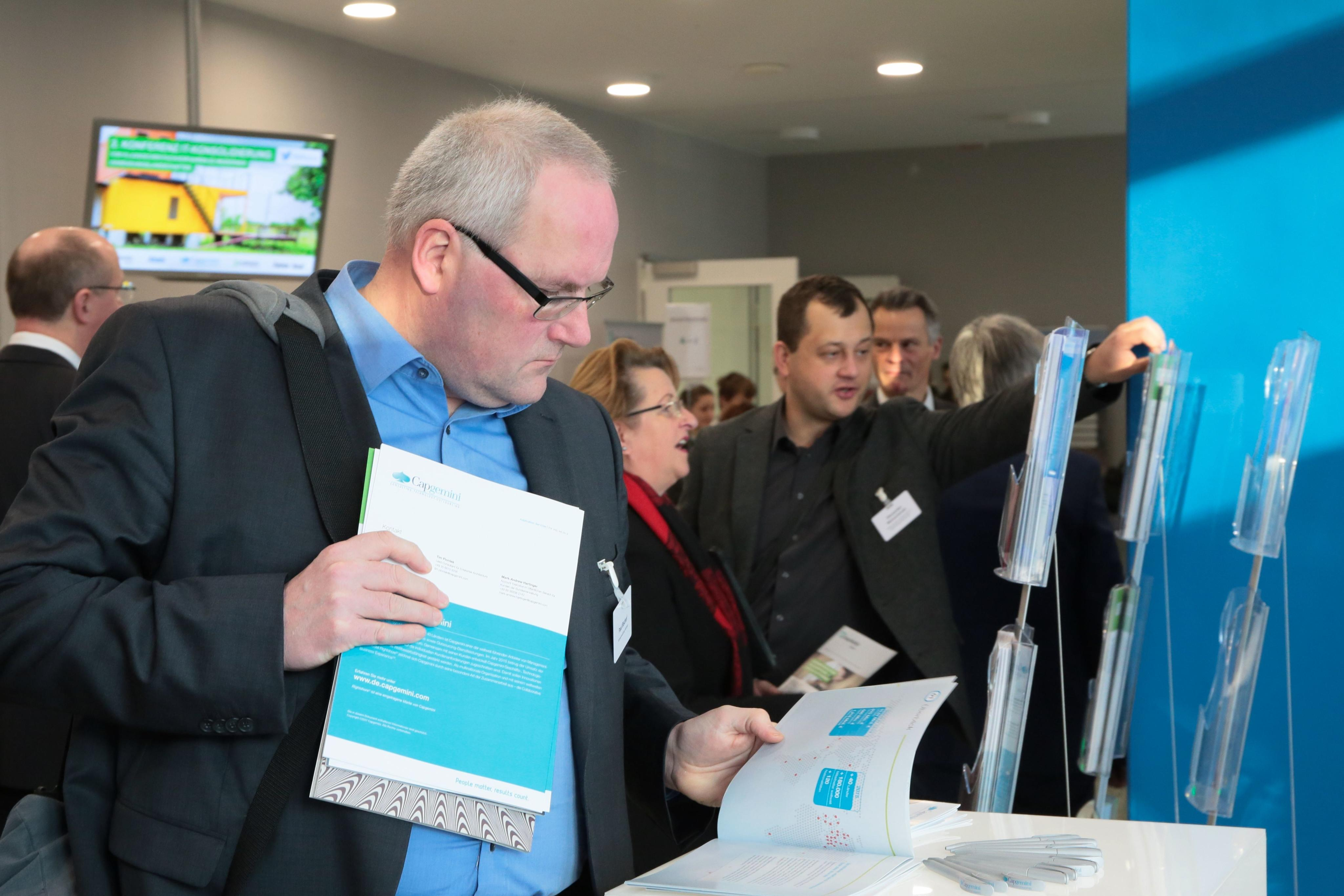 DPS, Event, IT-Konsolidierung, Konferenz, 2017