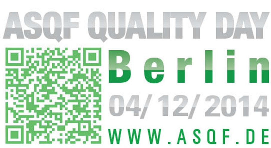 ASQF Quality Day Berlin