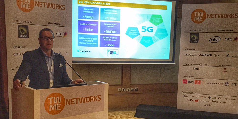 Telecoms World Middle East 2015